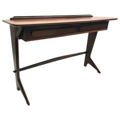 Rare and Important Italian Mid-Century Modern Rosewood Console by Ico Parisi