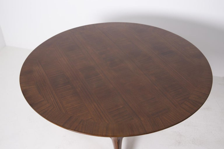 Important Italian Table by Ico Parisi, Unique Piece and Certificate, 1949 7