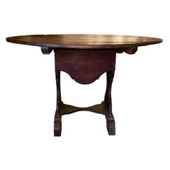 Important New York William and Mary Hutch Table, circa 1740