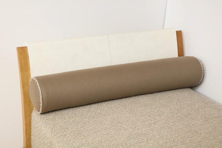 Important Parchment Daybed by Jansen For Sale 5
