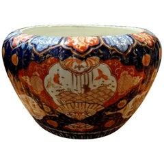Bedeutendes Porzellan Gefäß aus Japan Imari Decoration, Spätes 19. Jahrhundert