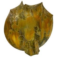 Important Sandstone Vase