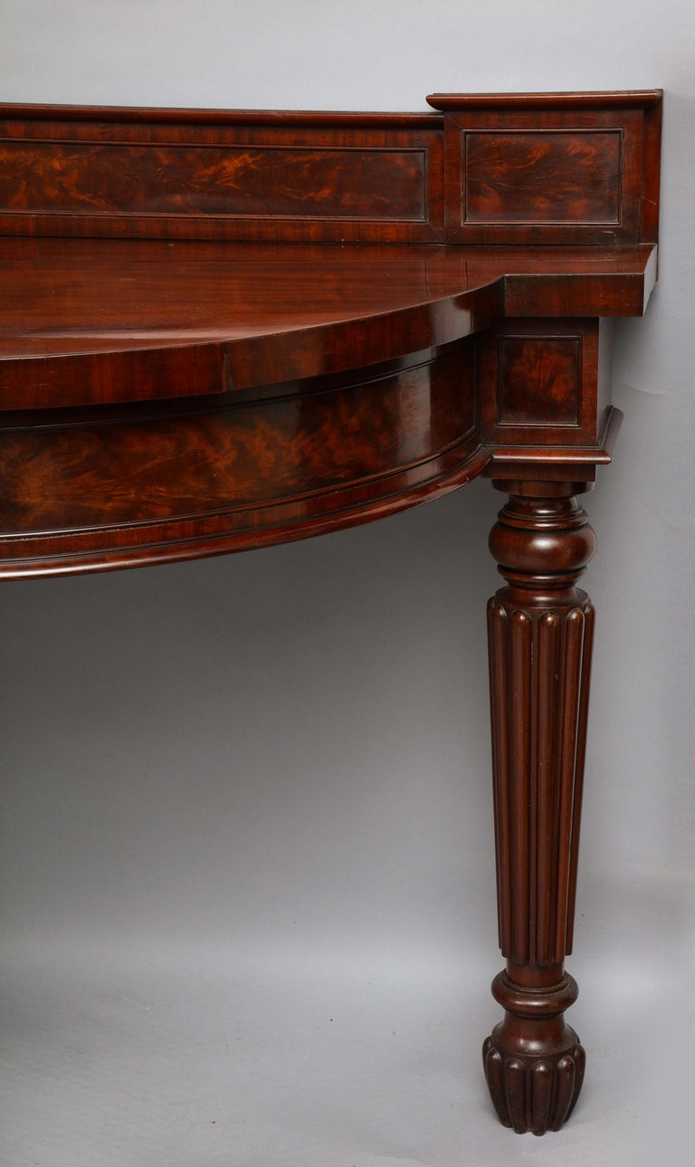 Important Serving Table by Gillows For Sale 3