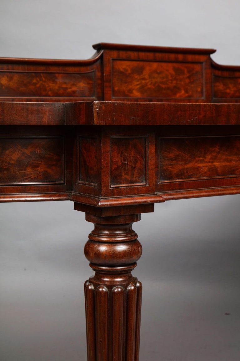 Important Serving Table by Gillows For Sale 9