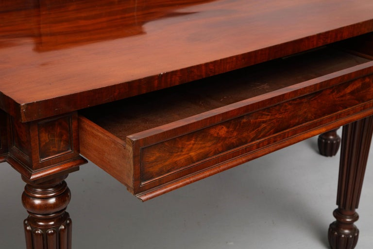 Important Serving Table by Gillows For Sale 10