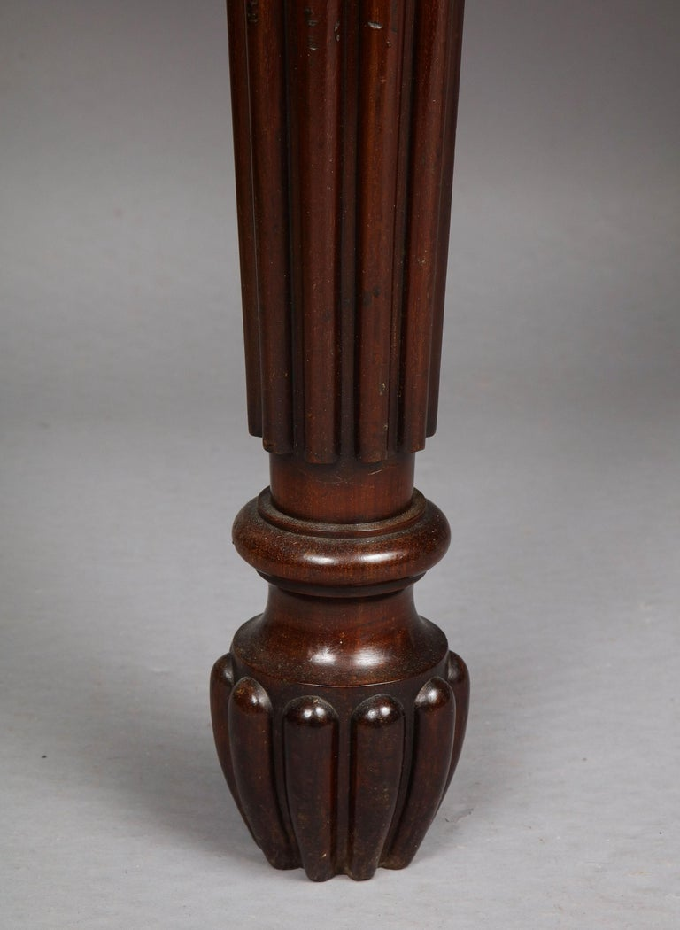 Mahogany Important Serving Table by Gillows For Sale