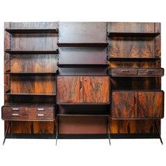 Important Vintage Bookcase