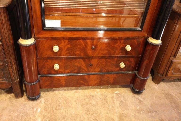 Importante Secrétaire Bierdermeier, 1820-1830 For Sale 1