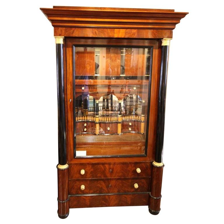 Importante Secrétaire Bierdermeier, 1820-1830 For Sale
