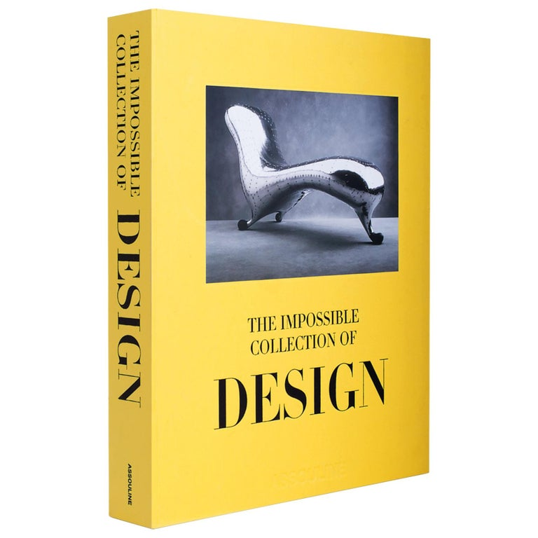 """The Impossible Collection of Design"" Book For Sale"