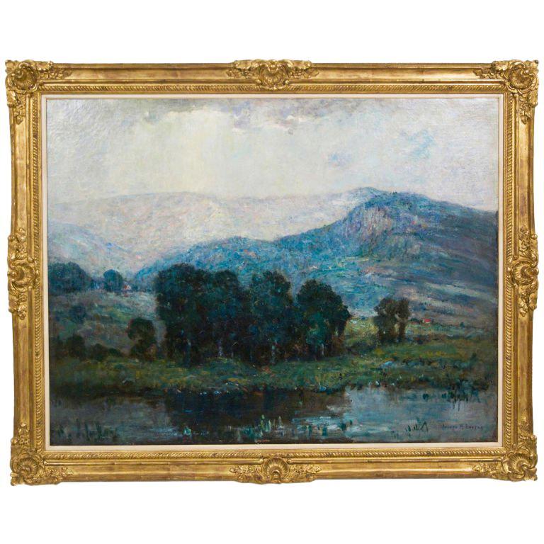"""Impressionist Landscape"" by Joseph Boston"