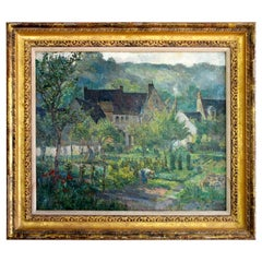 Impressionist Oil Painting, Charles Ernest Cundall