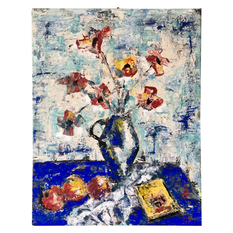Impressionist Still life Painting