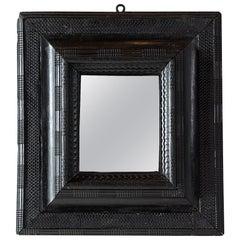 Impressive 17th Century Flemish Mirror