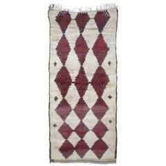 Impressive Ait Bou Ichaouen Carpet 'DK-113-43'