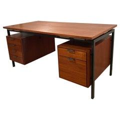 Bauhaus Herbert Hirche Writing Desk for Christian Holzapfel, circa 1950