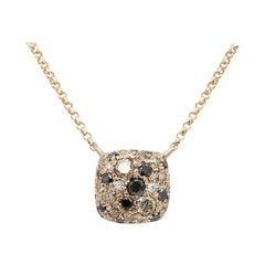 Gold Drop Necklaces