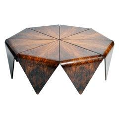 Impressive Hungarian Octagonal Coffee Table