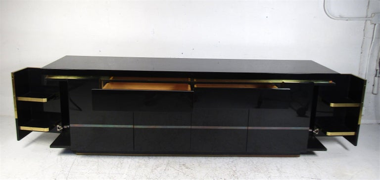 Impressive Modern French Credenza In Good Condition In Brooklyn, NY