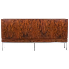 Impressive Rio Rosewood B 60 Sideboard / Highboard by Dieter Waeckerlin for Behr