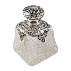 Impressive Victorian Perfume Bottle, 20th Century
