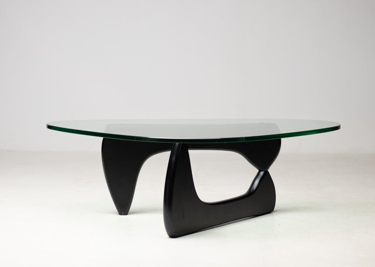 IN-50 Low Table by Isamu Noguchi In Good Condition For Sale In Dronten, NL