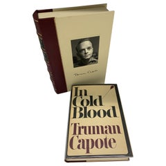 In Cold Blood, Signed by Truman Capote, First Edition, Original Dust Jacket