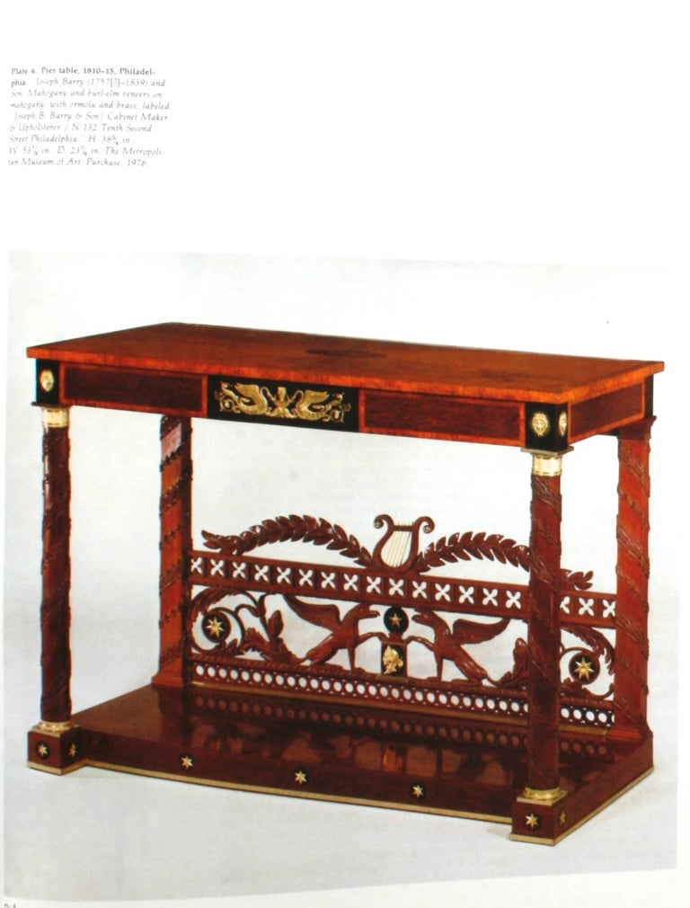 In Praise of America, American Decorative Arts, 1650-1830, First Edition For Sale 9