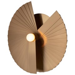 Balboni Sconce in Brass by May Furniture