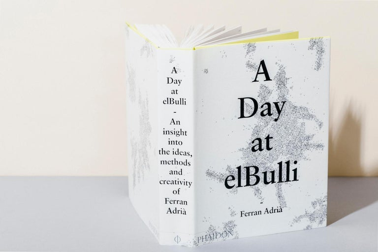 A Day at elBulli (Hardcover) by Ferran Adrià, Juli Soler and Albert Adrià In stock in Los Angeles  A Day at elBulli: An Insight into the Ideas, Methods and Creativity of Ferran Adrià is an exclusive look behind the scenes at elBulli, the best