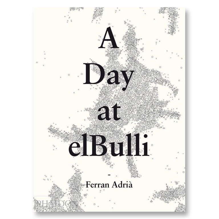 Modern In Stock in Los Angeles, A Day at elBulli by Ferran Adrià, Juli Soler For Sale