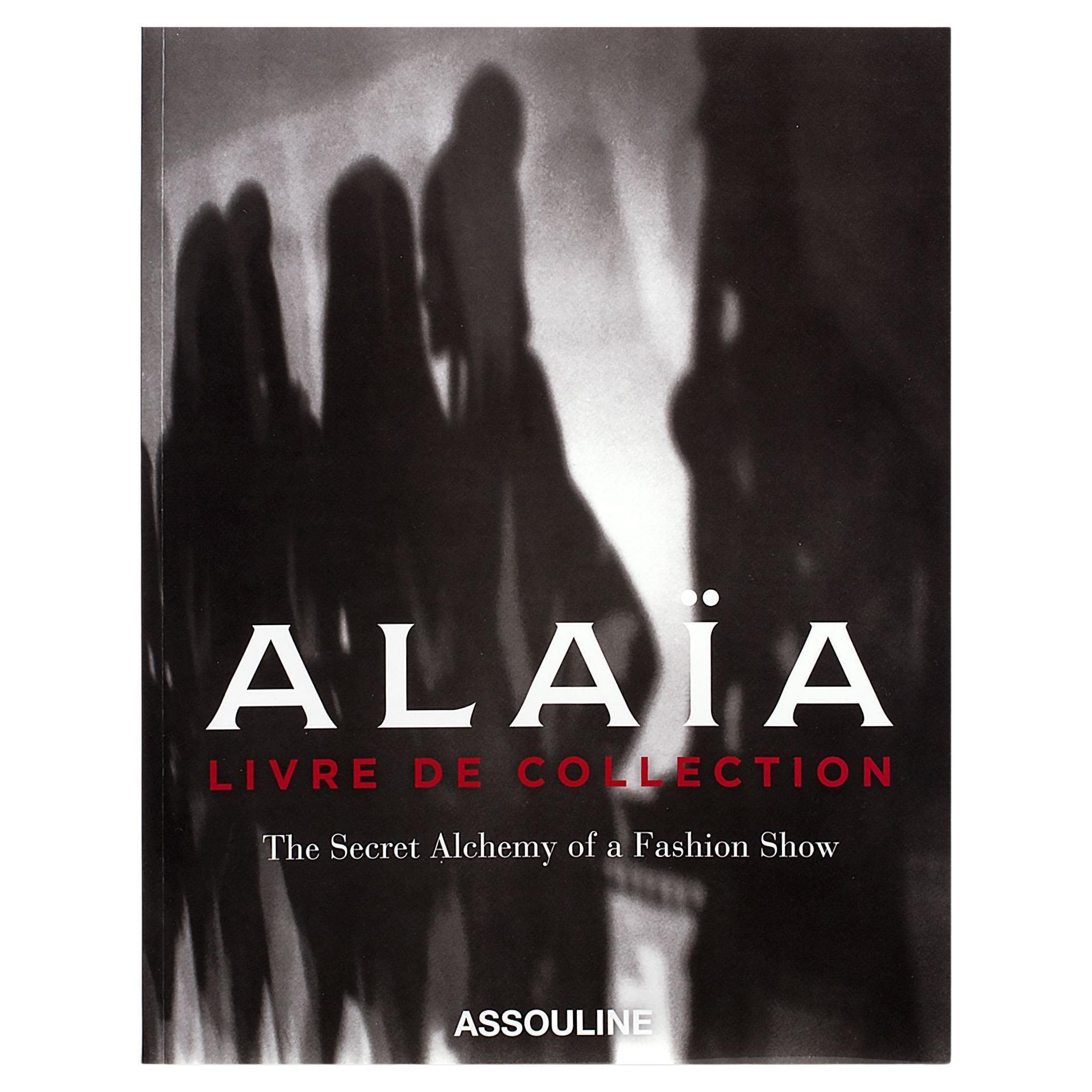 in Stock in Los Angeles, Alaïa Livre de Collection by Prosper Assouline
