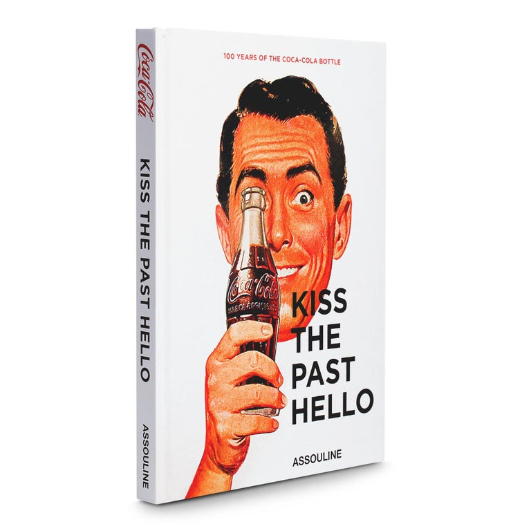 Modern in Stock in Los Angeles, Coca-Cola Kiss the past Hello by Stephen Bayley For Sale