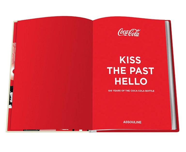 Contemporary in Stock in Los Angeles, Coca-Cola Kiss the past Hello by Stephen Bayley For Sale