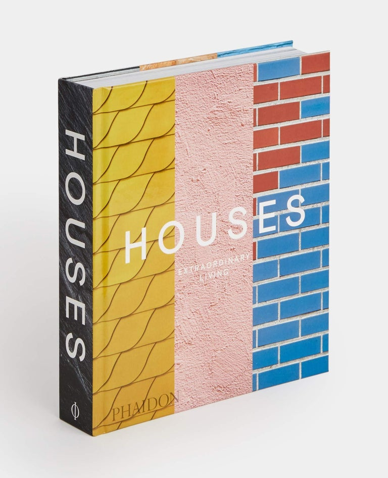 Houses: Extraordinary living phaidon editors (Hardcover) In stock in Los Angeles  The world's most innovative and influential architect-designed houses created since the early 20th century  Throughout history, houses have presented architects