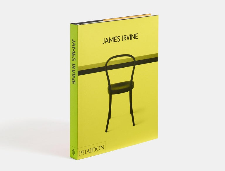 James Irvine by Deyan Sudjic, Jasper Morrison, Francesca Picchi et al. In stock in Los Angeles  A complete monograph on the work of the influential British-born, Milan-based furniture and product designer James Irvine (1958-2013).  James Irvine