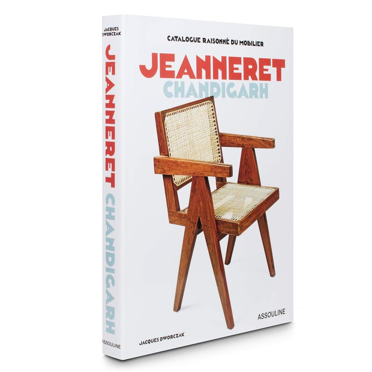 """Jeanneret Chandigarh: Catalogue Raisonné Du Mobilier In stock in Los Angeles  Upon India's independence, Jawaharlal Nehru, the nation's first Prime Minister, dreamed of """"a new town, symbolic of the freedom of India …. an expression of the"""