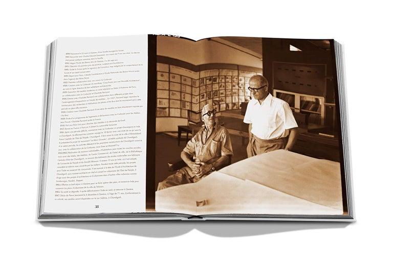 Modern in Stock in Los Angeles, Jeanneret Chandigarh Catalogue Raisonné Du Mobilier For Sale