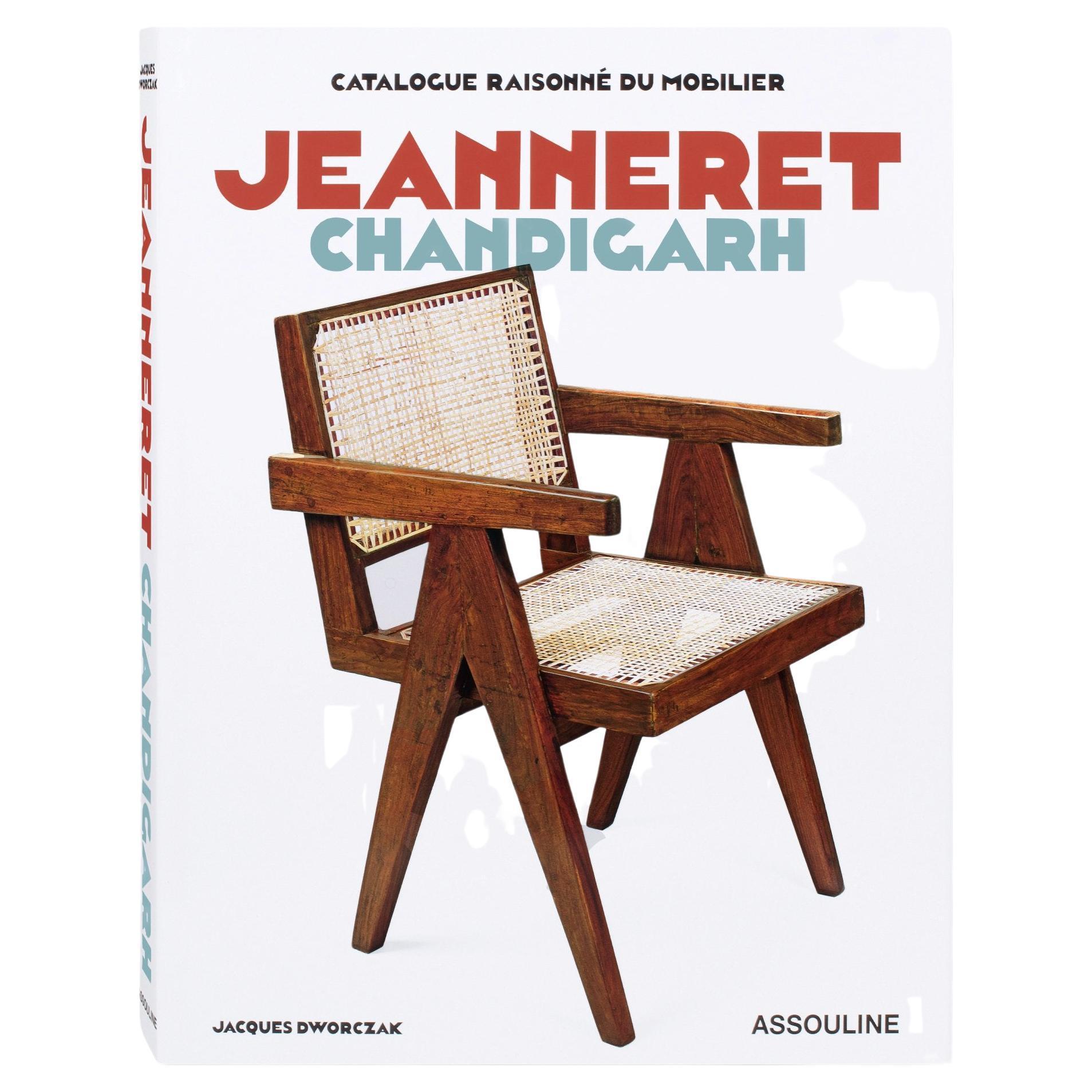 in Stock in Los Angeles, Jeanneret Chandigarh Catalogue Raisonné Du Mobilier