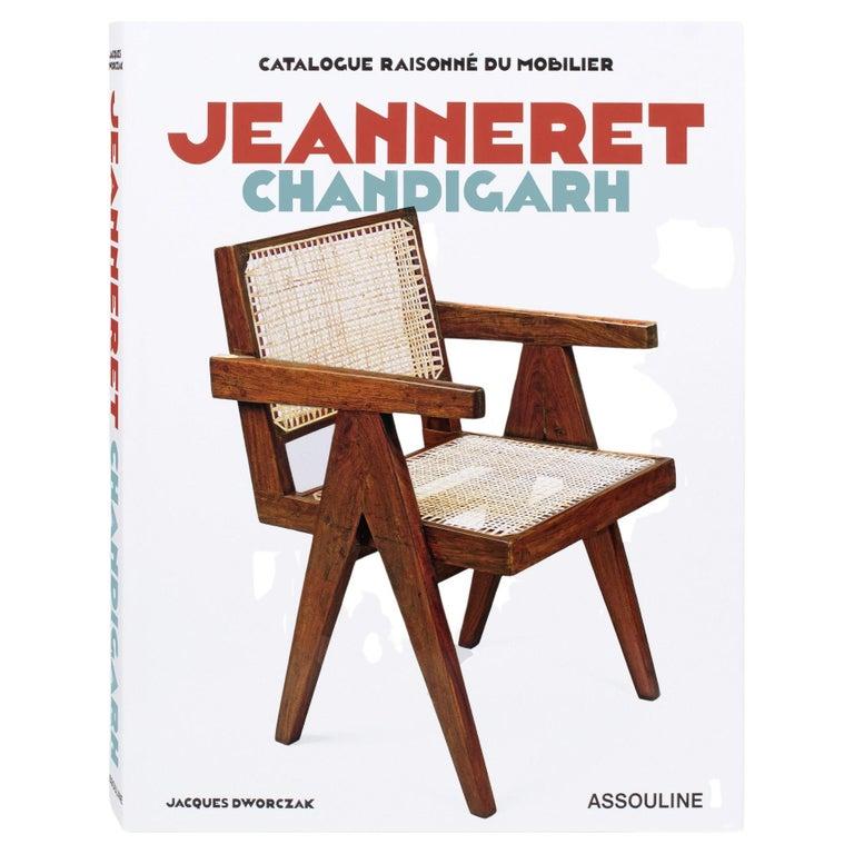 in Stock in Los Angeles, Jeanneret Chandigarh Catalogue Raisonné Du Mobilier For Sale