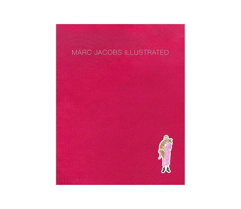 in Stock in Los Angeles, Marc Jacobs Illustrated by Grace Coddington For Sale