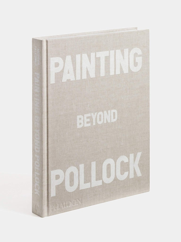 Contemporary In Stock in Los Angeles, Painting Beyond Pollock by Morgan Falconer For Sale