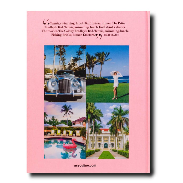 Palm Beach (Hardcover) by Aerin Lauder In stock in Los Angeles  Nothing reveals the splendor of travel as succinctly as the first encounter with an exotic, jaw-dropping vista. Taking off from that sublime experience of the unknown, Conde Nast