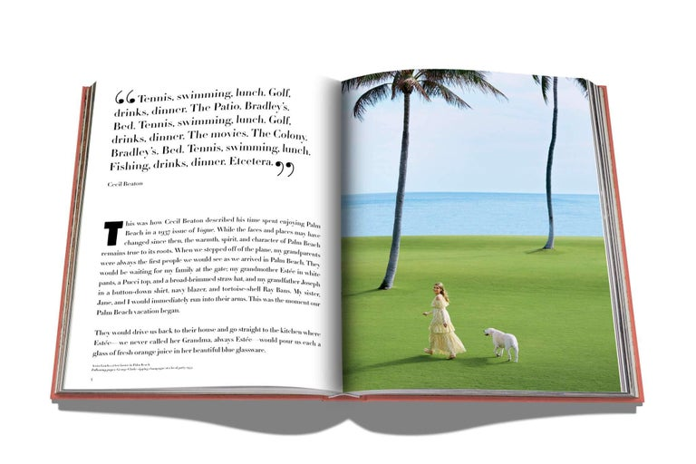 Paper in Stock in Los Angeles, Palm Beach by Aerin Lauder, Assouline For Sale