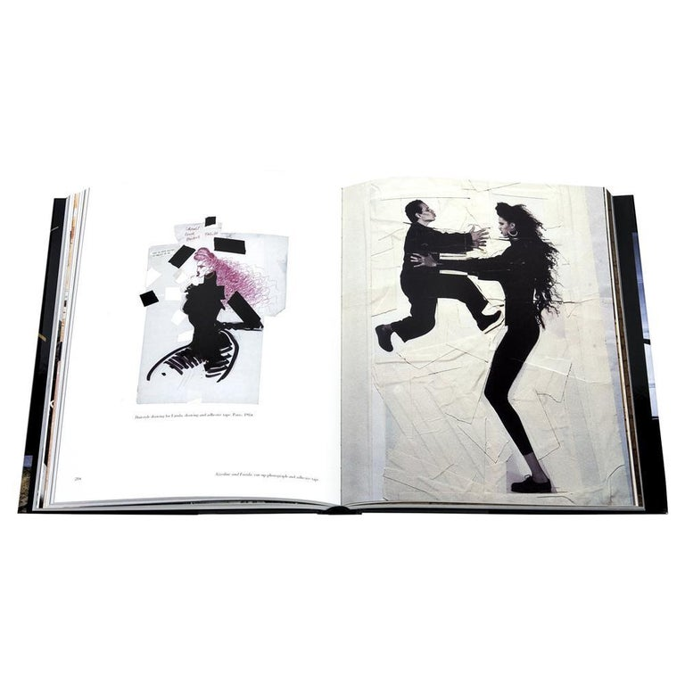 in Stock in Los Angeles, So Far So Goude by Jean-Paul Goude In New Condition For Sale In Beverly Hills, CA