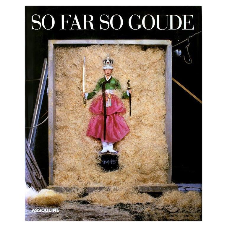 in Stock in Los Angeles, So Far So Goude by Jean-Paul Goude For Sale