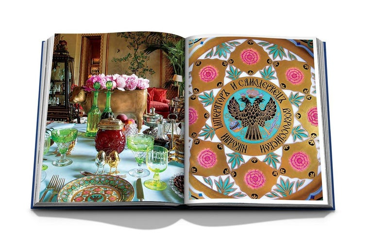 Modern In Stock in Los Angeles, Valentino: At the Emperor's Table by André Leon Talley For Sale