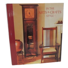 """""""In The Arts & Crafts Style"""" Book"""