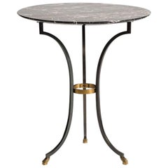 In the Manner of Gilbert Poillerat, Round Occasional Table, United States, 2017