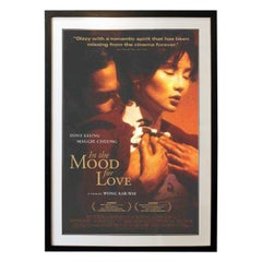"""""""In The Mood For Love"""" '2000' Poster"""